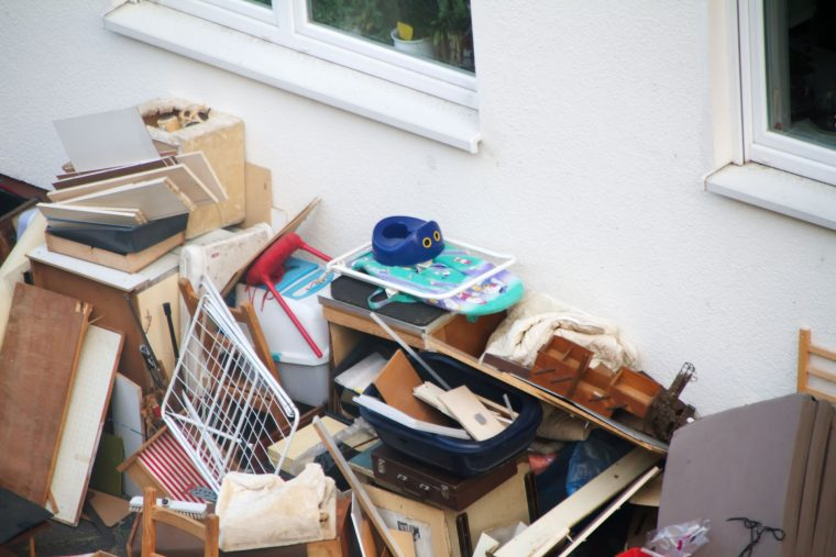 Moving House is an Ideal Opportunity for a Spring Clean