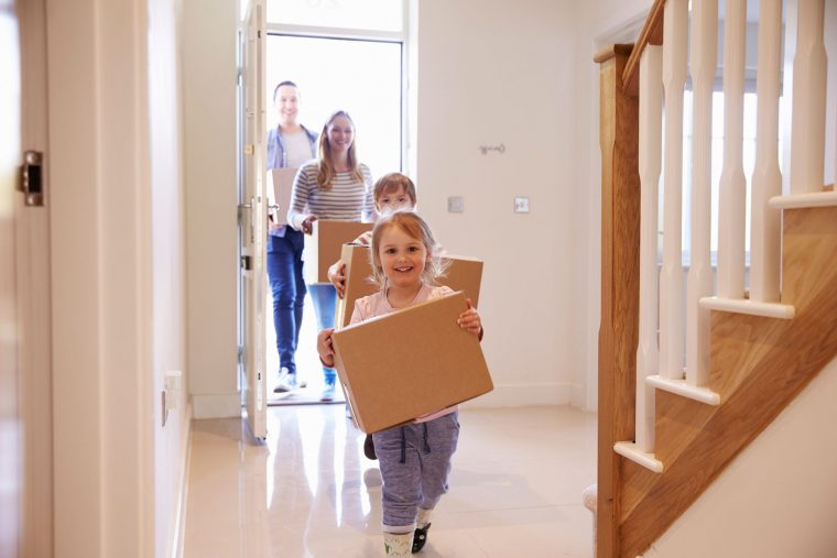 Essential Items for Moving House