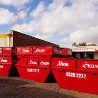 Kwik Skips - Skip Bins in different Sizes