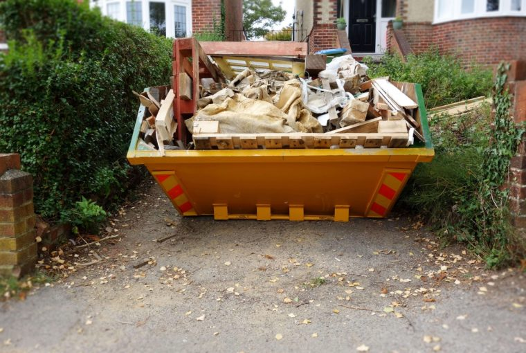 Skip Bin for Hire in Rockingham