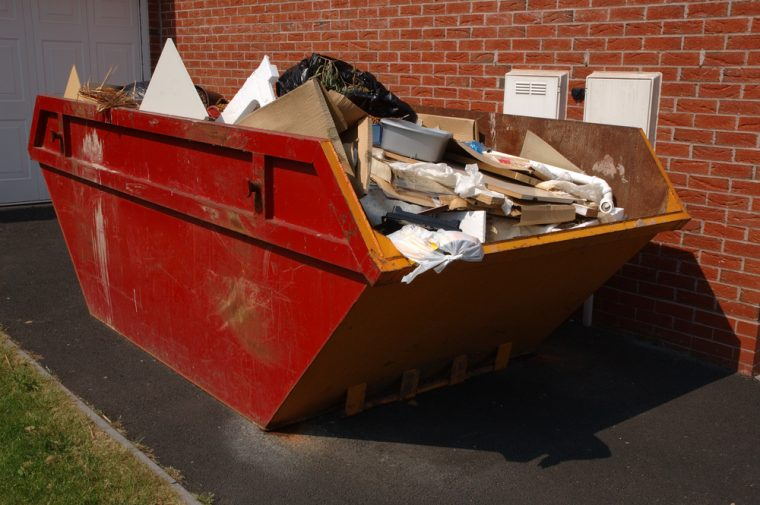 Hire a skip bin perth for decluttering