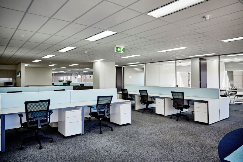 Shell and Core Office Fit Out