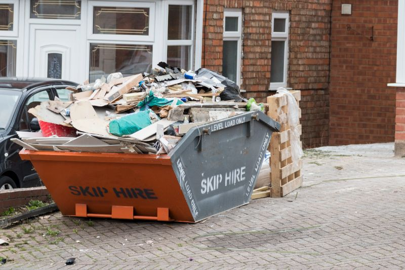 Skip Bins Rubbish Removal